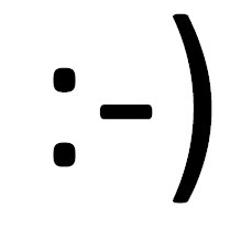 ASCII-Smiley