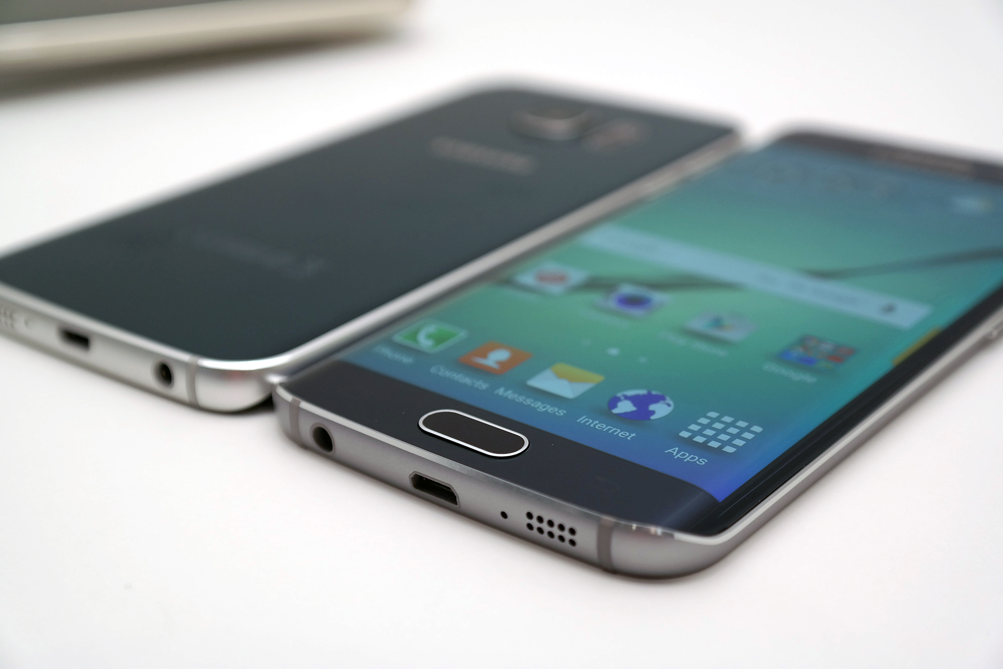 Samsung Galaxy S6 Edge Design