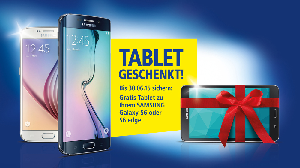 Grafik Samsung Bundle-Aktion