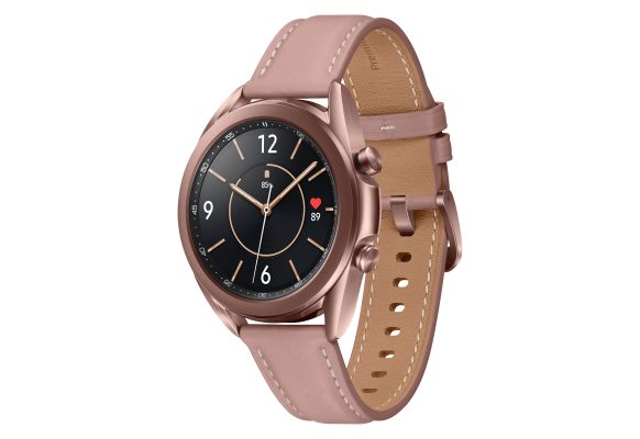 Samsung_Galaxy_Watch3_SM-R850_BT_41mm_Mystic Bronze_45_RGB