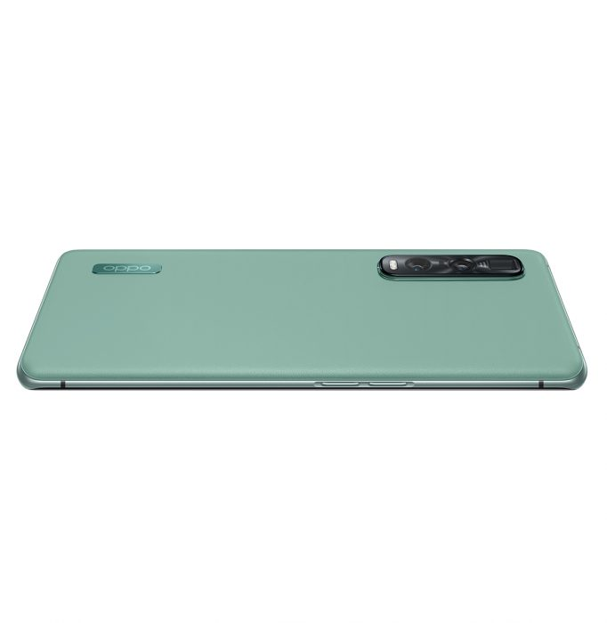 OPPO-Find-X2-Pro-Green-Back-Left