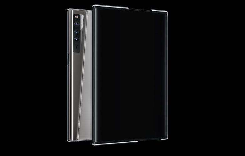 OPPO X 2021 Rollable Concept Handset_Overview